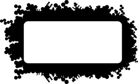 Grunge vector banner Vector