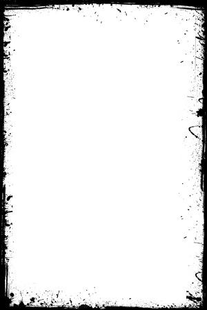 Grungy frame Stock Vector - 5871290