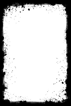 Grungy frame Stock Vector - 5871289