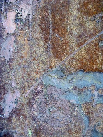 gingery: Rust texture