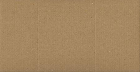 Cardboard texture photo