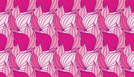 jointless: Seamless abstract pink pattern