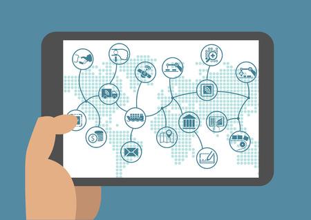 Business Process Automation dans un monde numérique.