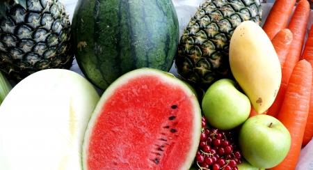 seasonal fruits photo