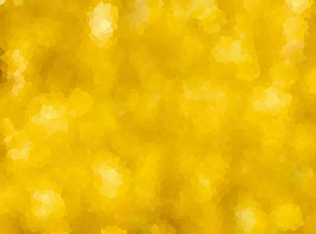 Yellow crystal background photo