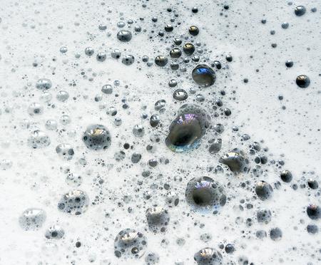 schiuma di sapone: Sapone schiuma e bolle di sfondo