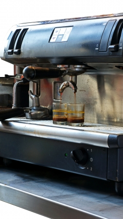 cappaccino: Espresso Machine