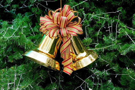 Christmas bells photo