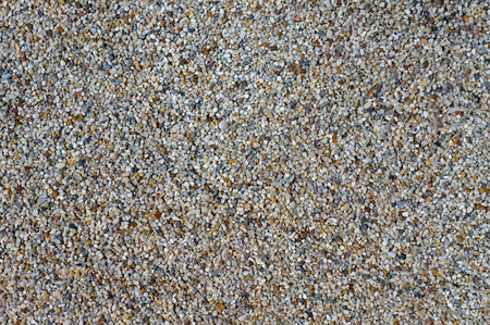 gravelly: Small construction stones Stock Photo