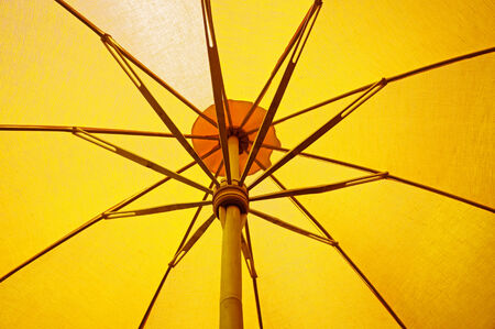 Colorful umbrella for backgrounds photo