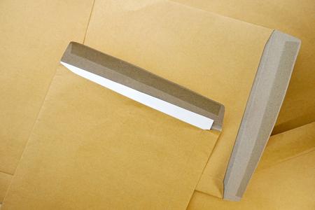 envelops: brown envelops background
