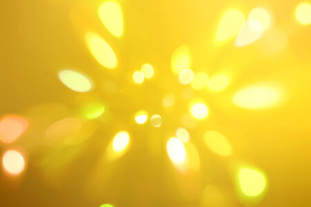 abstract background with bokeh defocused lights photo