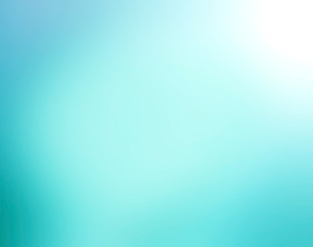 Blue gradient radial blur design
