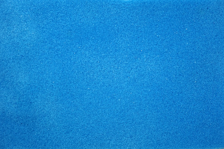 foam safe: texture of blue foam rubber Stock Photo