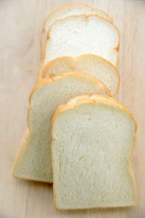 sliced of bread photo
