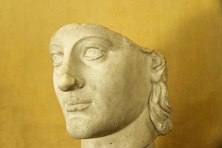 vatican: statue in the Vatican