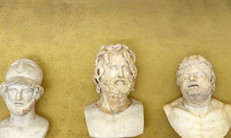 busts: Busts in the Vatican Museum