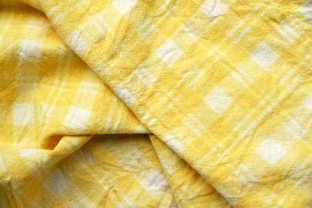 dishtowel: detail of yellow dishtowel backgrounds