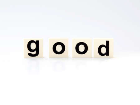 good: Good words concept