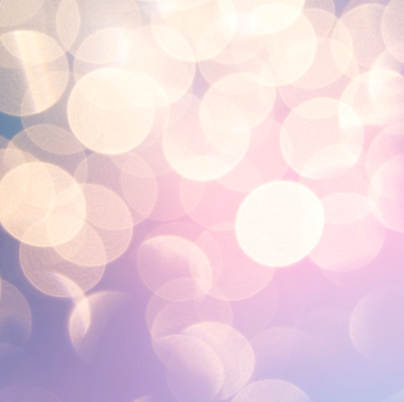 brilliancy: soft colorful bokeh background Stock Photo
