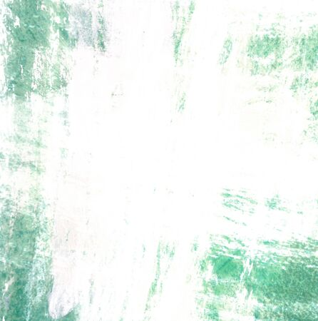 untidy: Grunge border, green painted background
