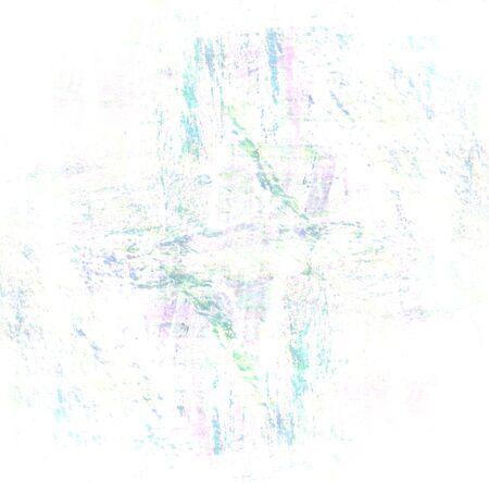 smearing: Grunge border, painted background