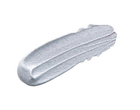 흰색 (클리핑 패스)에 고립 된 스크럽 샘플