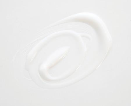 cosmetic cream isolated on white Stock fotó
