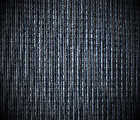velours: Navy blue corduroy backgroun (with vignette)