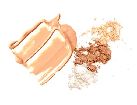 Sample of Foundation tone cream