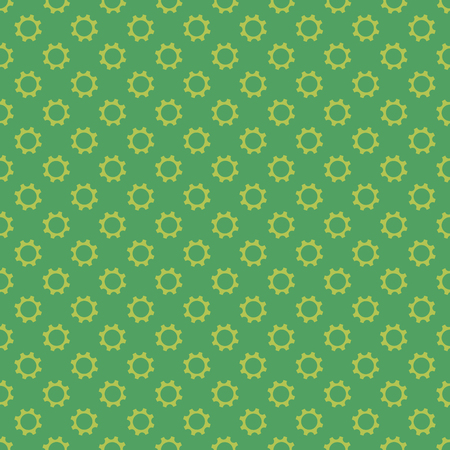 Seamless geometric pattern with gears. Vector illustration.