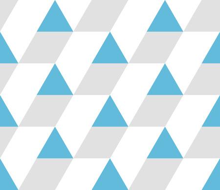Triangular background. Seamless geometric pattern. Seamless abstract triangle geometrical background. Infinity geometric pattern. Vector illustration. Иллюстрация