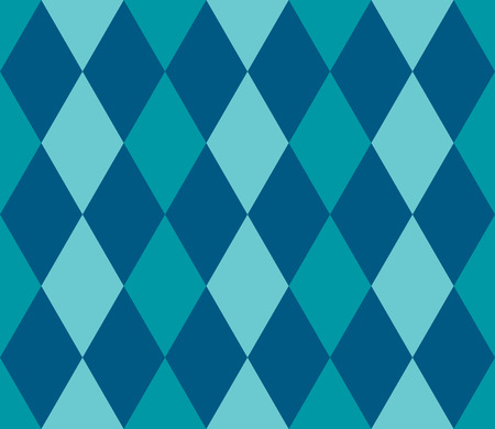 Seamless abstract background with rhombuses. Infinity geometric pattern. Vector illustration. Seamless geometric pattern. Vektorové ilustrace
