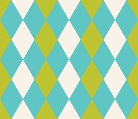 Seamless abstract background with rhombuses. Infinity geometric pattern. Vector illustration. Seamless geometric pattern. Seamless geometric pattern. Vektorové ilustrace