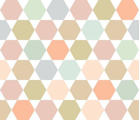 Triangular background. Seamless geometric pattern. Seamless abstract triangle geometrical background. Infinity geometric pattern. Vector illustration. Ilustração