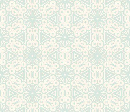Abstract thin line seamless pattern. Linear ornamental geometric background. Wrapping paper. Vector illustration. Vektoros illusztráció