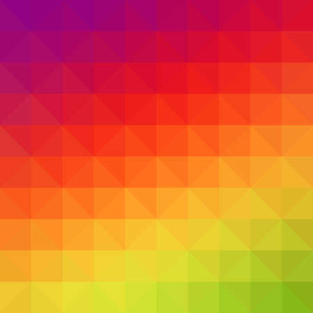 Abstract triangular geometrical background. Geo triangle card. Tile, mosaic background. Vektorové ilustrace