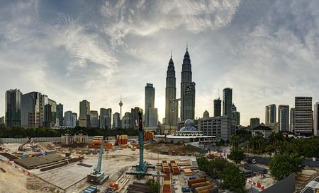 An Evening in Kuala Lumpur
