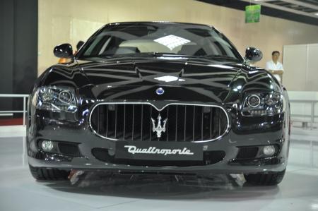 lamborghini: on display at 2010 KL International Motor Show