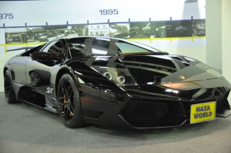 on display at 2010 KL International Motor Show