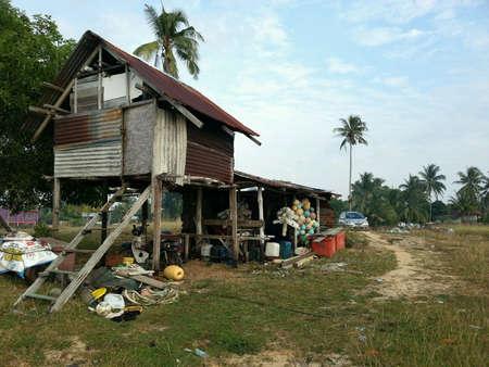 shef: Fisherman village