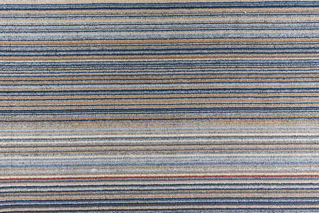 Pastel tone carpet surface texture background Stock Photo