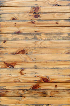 Old weathered rustic wooden background texture.