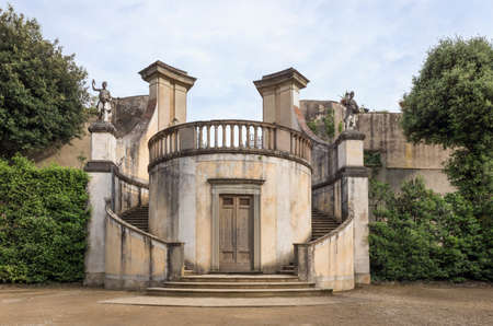 The Old Coffee House built in 1775 at Boboli Gardens in Florence