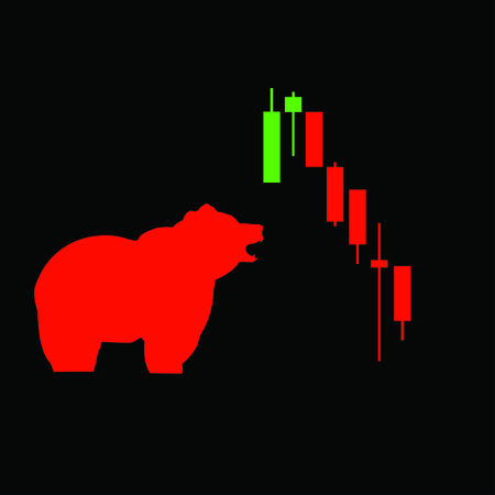 candlestick: Bear and candlestick forex take profit Sell