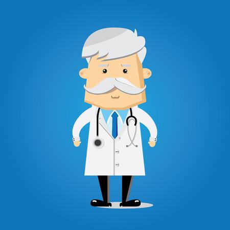 doctor vector Vector