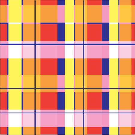 loincloth pattern background vector Vector