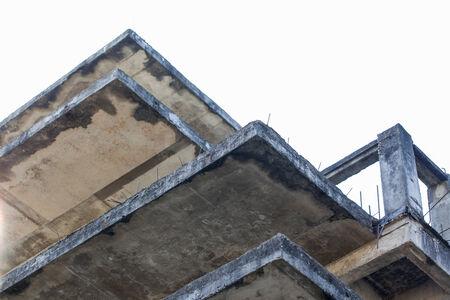demolished: Old building was demolished