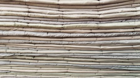 woll: standard issue wool military blanket, background Stock Photo