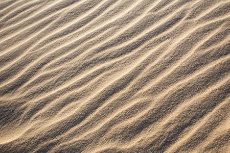 Désert, sable, plage, mer. Banque d'images